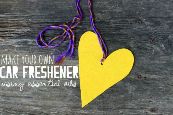 make your own car freshener with essential oils wildfeathers wellness. Black Bedroom Furniture Sets. Home Design Ideas